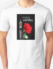 Enjoy vaping Unisex T-Shirt