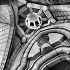 Gaudi in Black&White - Robyn Lakeman by Robyn Lakeman