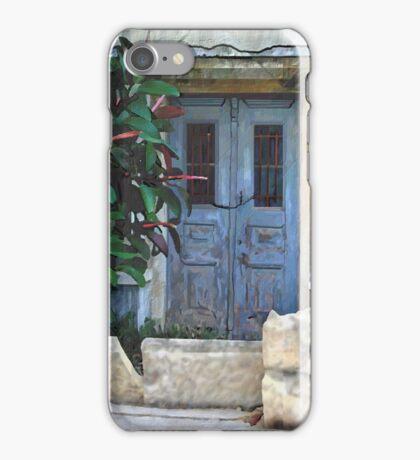 HC 26 Door iPhone Case/Skin