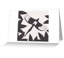 Pica Pica Greeting Card