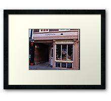 Fudgetatic  - York Framed Print