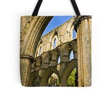 Arched Windows Tote Bag