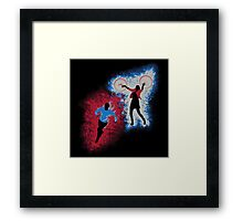 Brotherhood Power! Framed Print