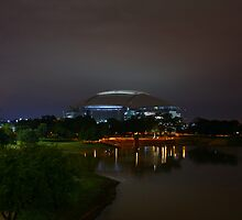 New Dallas Cowboys Stadium by fwfullerphotos
