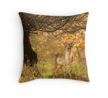 The Young Ones Throw Pillow