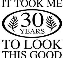 Funny 30th Birthday by thepixelgarden