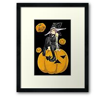 Soul Eater witch Framed Print