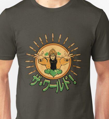 Za Warudo! Unisex T-Shirt
