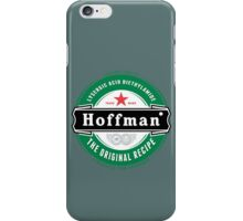 Hoffman  iPhone Case/Skin