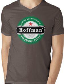 Hoffman  Mens V-Neck T-Shirt