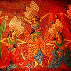 Balinese Painting by Charuhas  Images