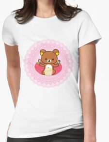 Cupcake Time! Womens Fitted T-Shirt