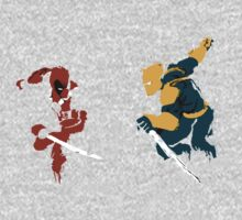 Wade VS Wilson Kids Clothes
