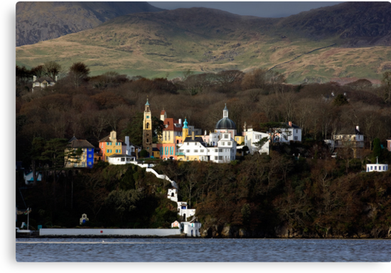 Portmeirion by Rory Trappe