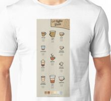 A Coffee Guide Unisex T-Shirt