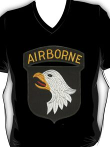 101 AIRBORNE (Screaming Eagels) T-Shirt