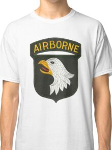 101 AIRBORNE (Screaming Eagels) Classic T-Shirt