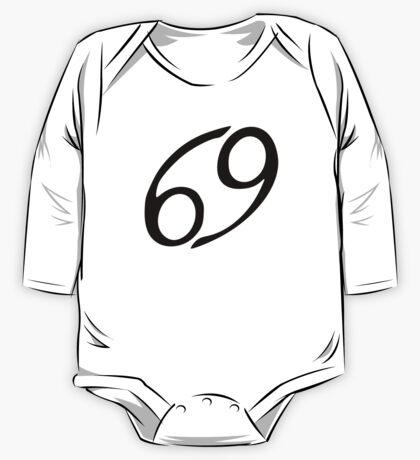 Cancer One Piece - Long Sleeve