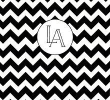 LA by Tiltedgiraffes