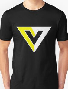 Voluntaryist v geek funny nerd T-Shirt