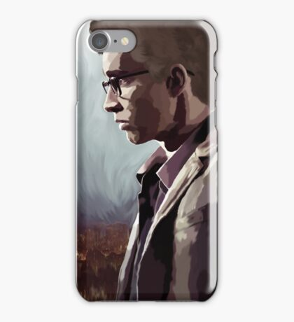 Robert Sheehan iPhone Case/Skin
