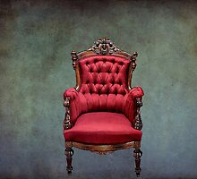 Grandmas's Chair by Linda Miller Gesualdo
