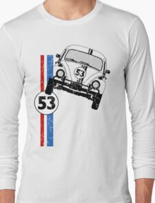 VW Herbie 53 Long Sleeve T-Shirt