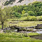 Slater's Bridge Little Langdale by David Lewins