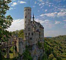 an exciting Liechtenstein landscape by beautifulscenes