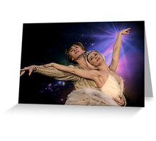 Shining stars Greeting Card