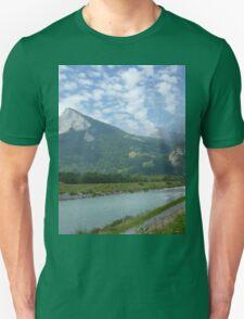 a stunning Liechtenstein landscape T-Shirt