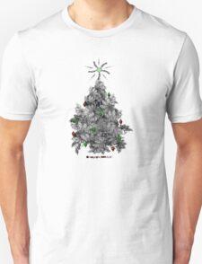 White Christmas tee Unisex T-Shirt