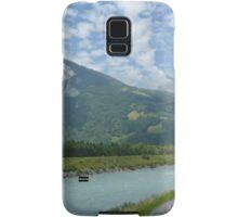 a stunning Liechtenstein landscape Samsung Galaxy Case/Skin