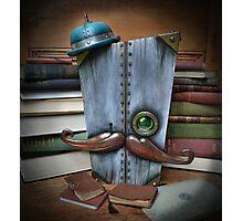 Oscar Lynchworthy ( Critic ) Photographic Print