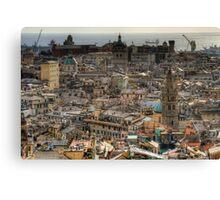 Genoa Canvas Print