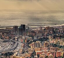 Genoa Port by oreundici