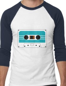 Retro Cassette Tape -  Men's Baseball ¾ T-Shirt