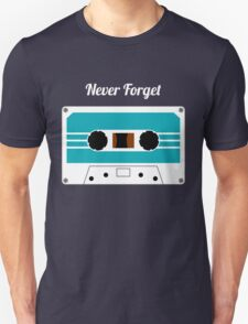 Retro Cassette Tape -  T-Shirt