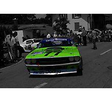 Green Dodge 1 Photographic Print