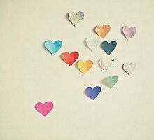 Paper Hearts by Cassia