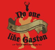 No one (BLANK) like Gaston by Nani &  Ceci