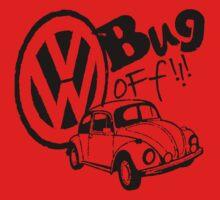Volkswagen Bug Off! Kids Tee