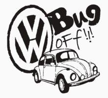 Volkswagen Bug Off! One Piece - Long Sleeve