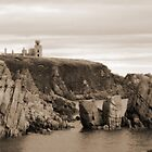 Slains Castle by CaptKremmen