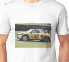 Guy Wilks - Mini Clubman WRC Unisex T-Shirt