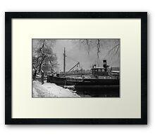 Orion Stockholm Framed Print