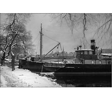 Orion Stockholm Photographic Print