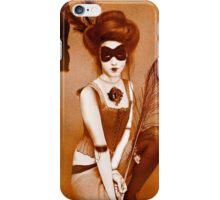 The Clockwork Harlot iPhone Case/Skin
