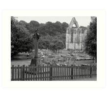 Bolton Abbey  Art Print