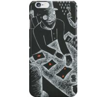 Joseph Weil and the Faro Bank Con iPhone Case/Skin